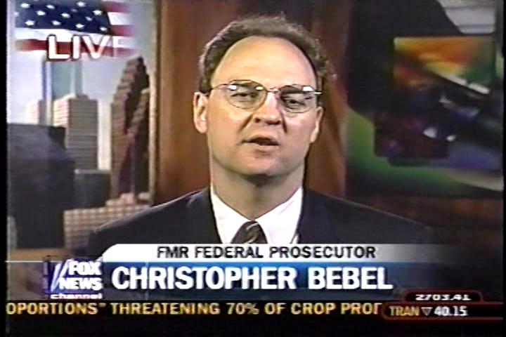 Chris Bebel Advantages